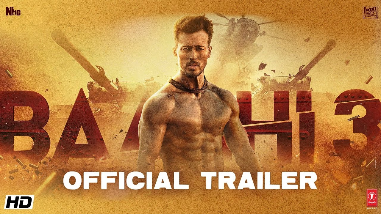Baaghi 3 Movie collection