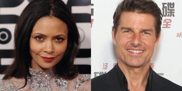Thandie Newton told a story of how difficult it was to work with Tom Cruise on 'Mission Impossible 2.'