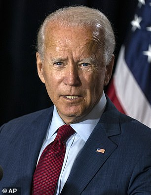 A new national poll shows former Vice President Joe Biden holds a nine-point lead over President Donald Trump as both candidates gear up for nominating conventions
