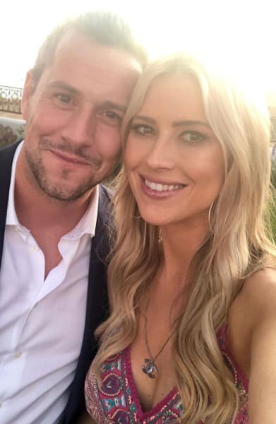 Christina Anstead and Ant