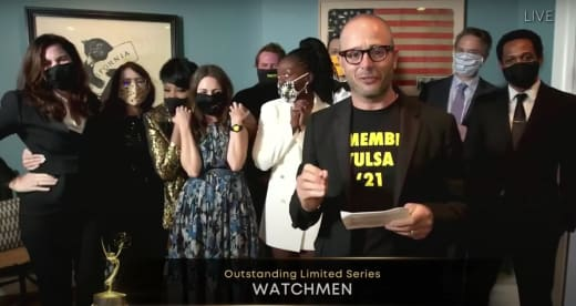 Watchmen Wins Outstanding Limited Series