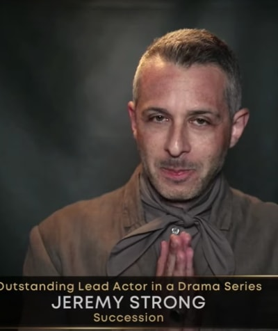 Jeremy Strong Wins Emmy