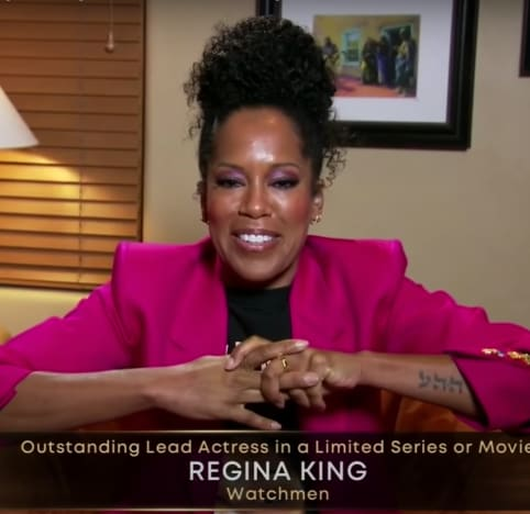 Regina King Wins Outstanding Lead Actress in a Limited Series
