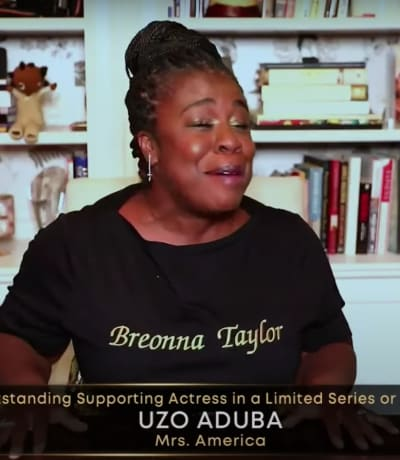 Uzo Aduba Wins Another Emmy