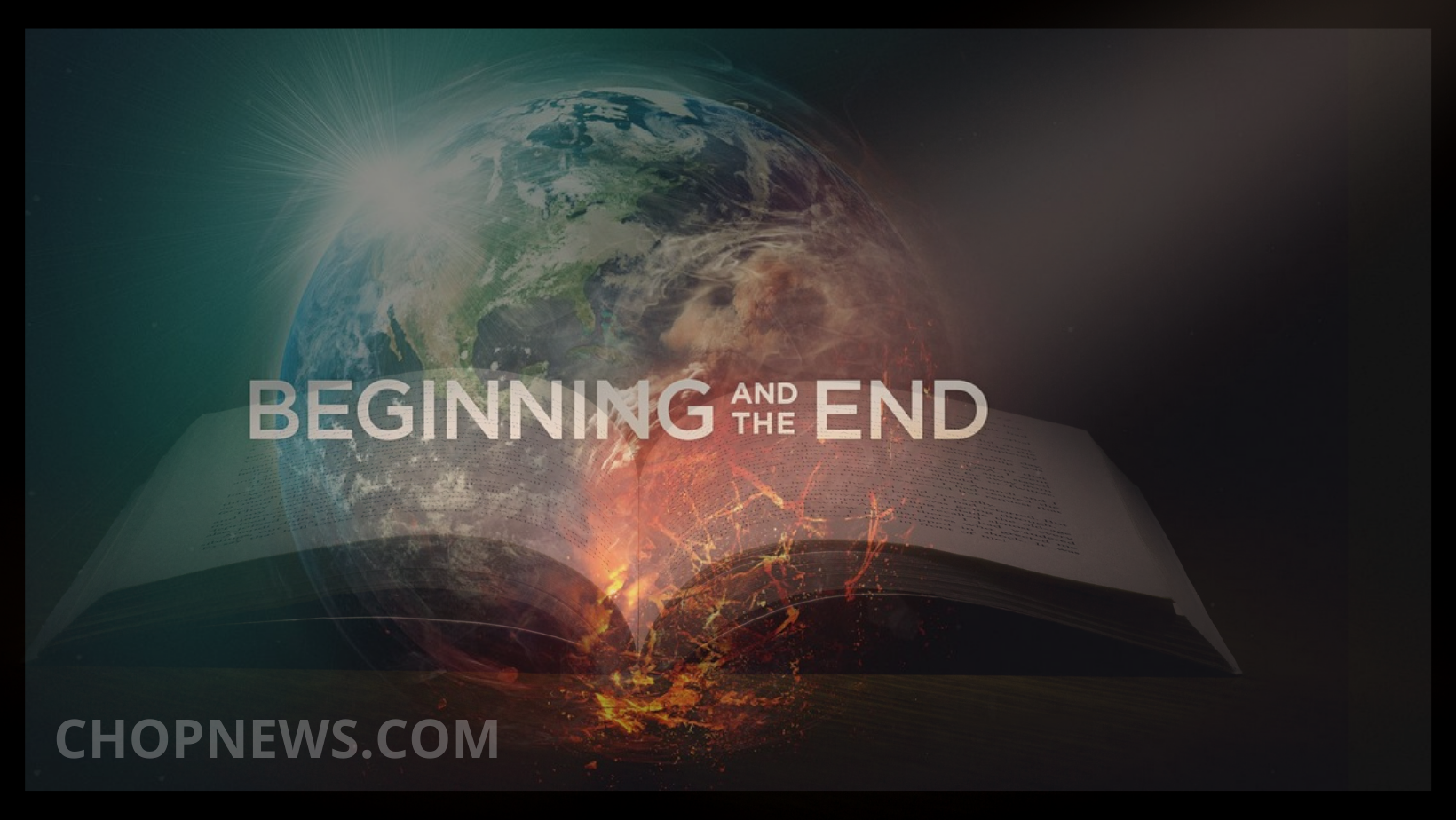 The Beginning and the End novel